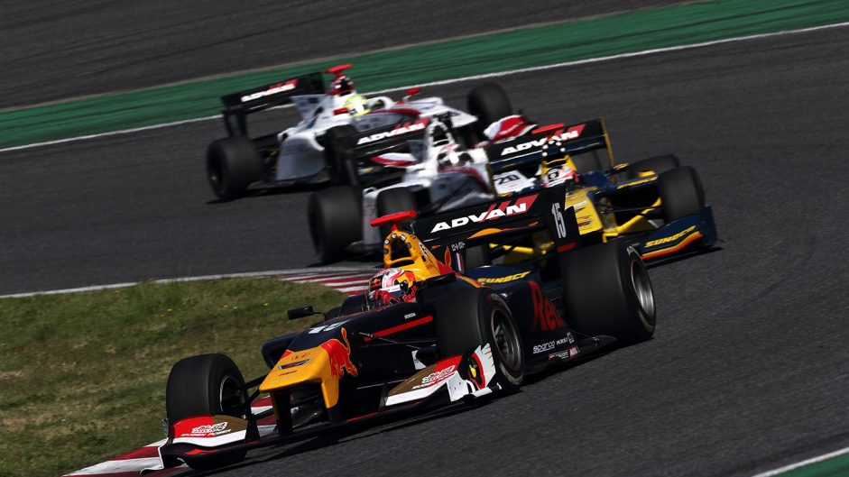 Gasly unable to win Super Formula title as final two races are cancelled