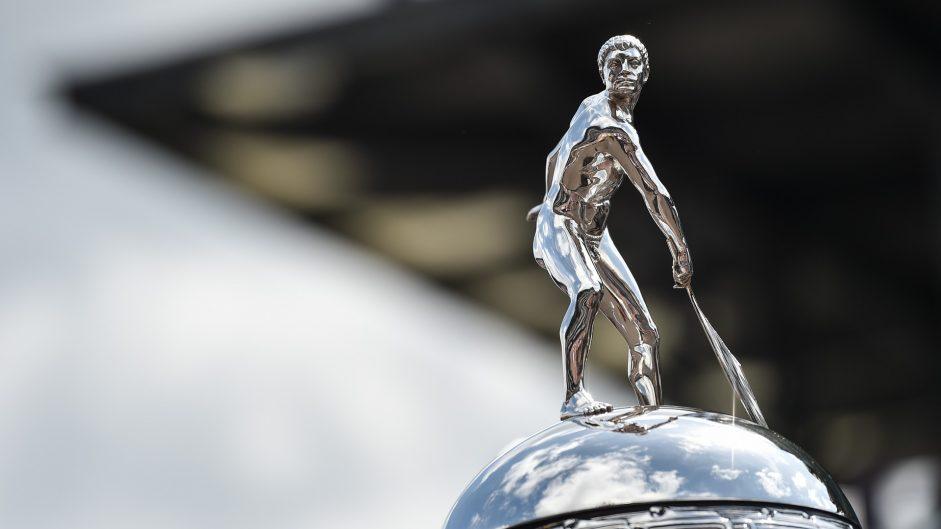 Borg-Warner Trophy, Indianapolis 500, IndyCar, 2017