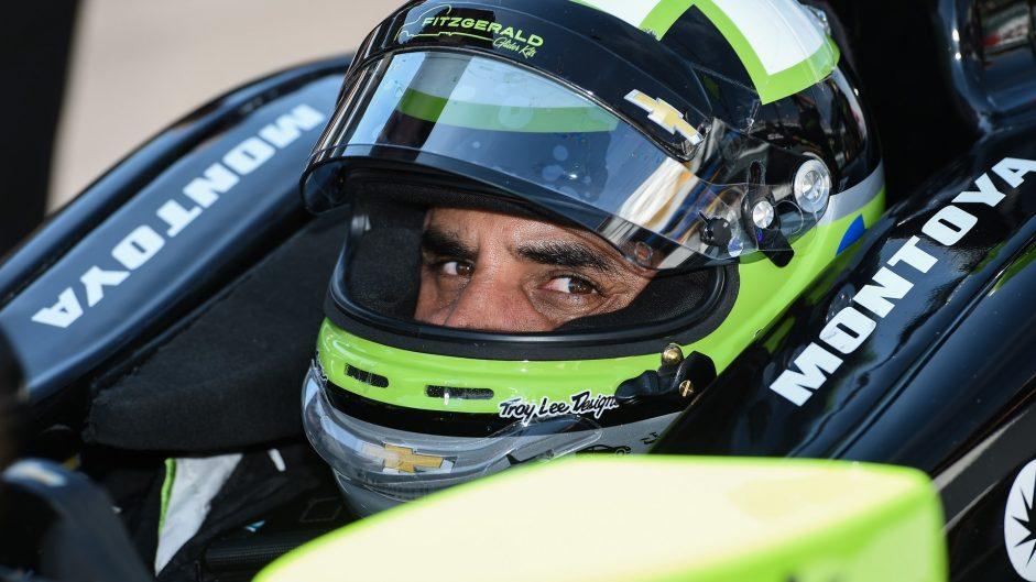 Juan Pablo Montoya, Penske IndyCar, Indianapolis Motor Speedway, 2017