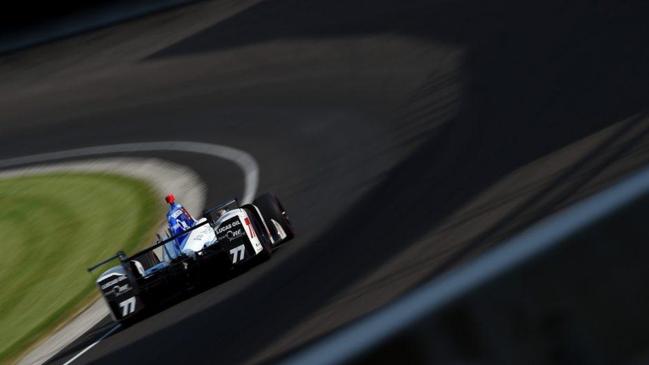 Jay Howard, Schmidt Peterson, IndyCar, Indianapolis Motor Speedway, 2017