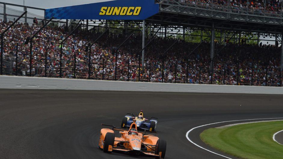 Fernando Alonso, McLaren-Andretti, Indianapolis 500, IndyCar, 2017