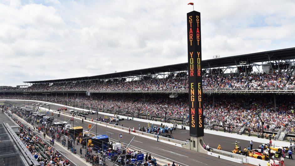 Indianapolis 500, IndyCar, 2017