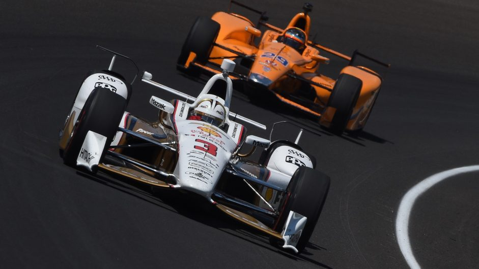 Helio Castroneves, Penske, IndyCar, Indianapolis Motor Speedway, 2017
