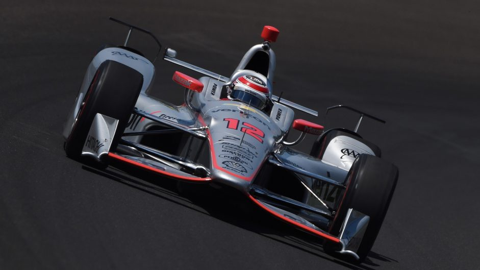 Will Power, Penske, IndyCar, Indianapolis Motor Speedway, 2017