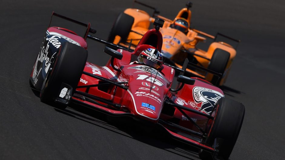 Graham Rahal, RLL, IndyCar, Indianapolis Motor Speedway, 2017