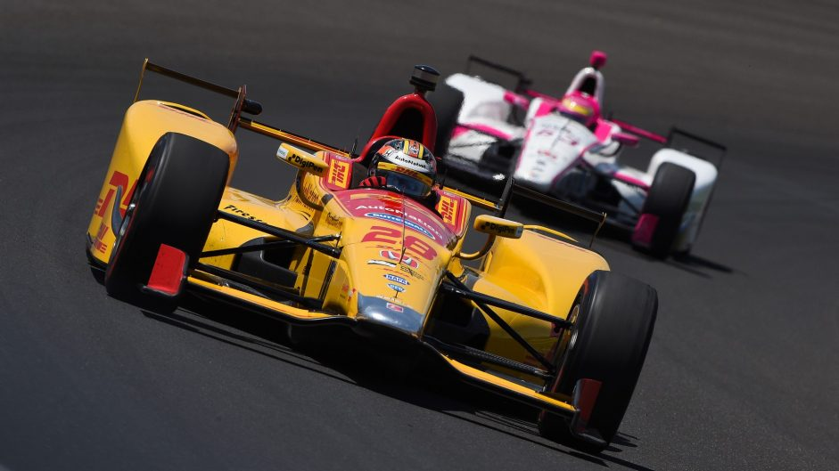 Ryan Hunter-Reay, Andretti, IndyCar, Indianapolis Motor Speedway, 2017