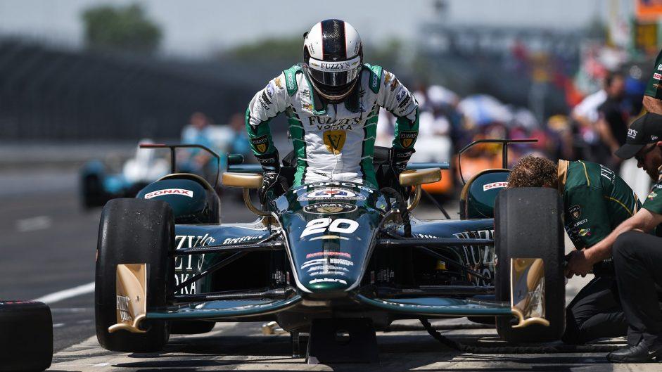 Ed Carpenter, Carpenter, IndyCar, Indianapolis Motor Speedway, 2017