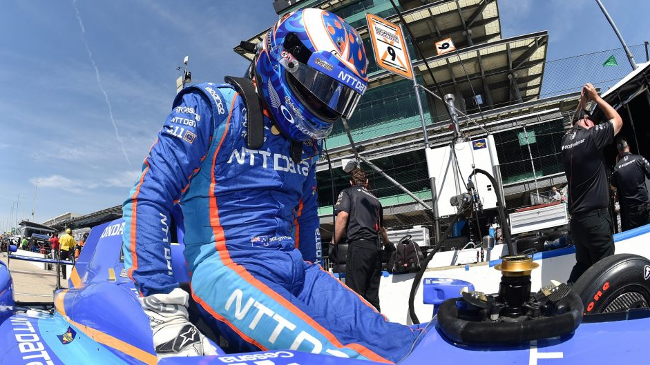 Scott Dixon, Ganassi, IndyCar, Indianapolis Motor Speedway, 2017