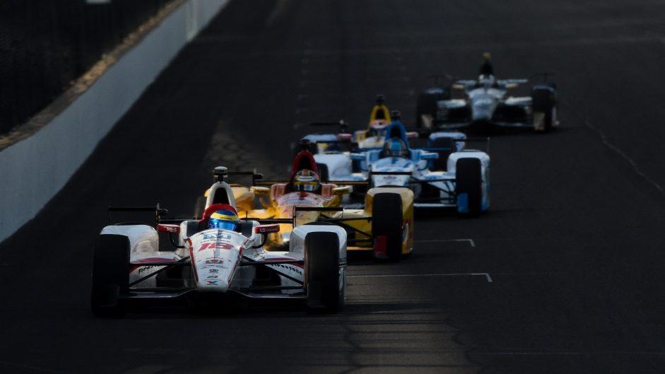 Sebastien Bourdais, Coyne, IndyCar, Indianapolis Motor Speedway, 2017