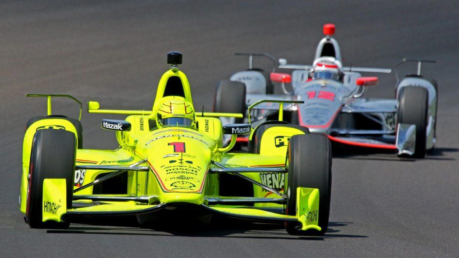 Simon Pagenaud, Penske, IndyCar, Indianapolis Motor Speedway, 2017
