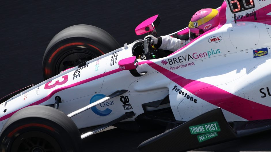 Pippa Mann, Coyne, IndyCar, Indianapolis Motor Speedway, 2017