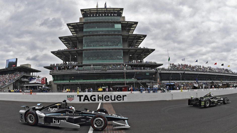 Josef Newgarden, Penske, Indianapolis 500, IndyCar, 2017