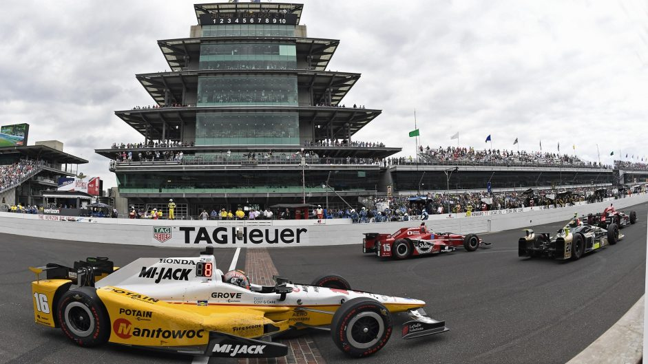 Oriol Servia, RLL, Indianapolis 500, IndyCar, 2017