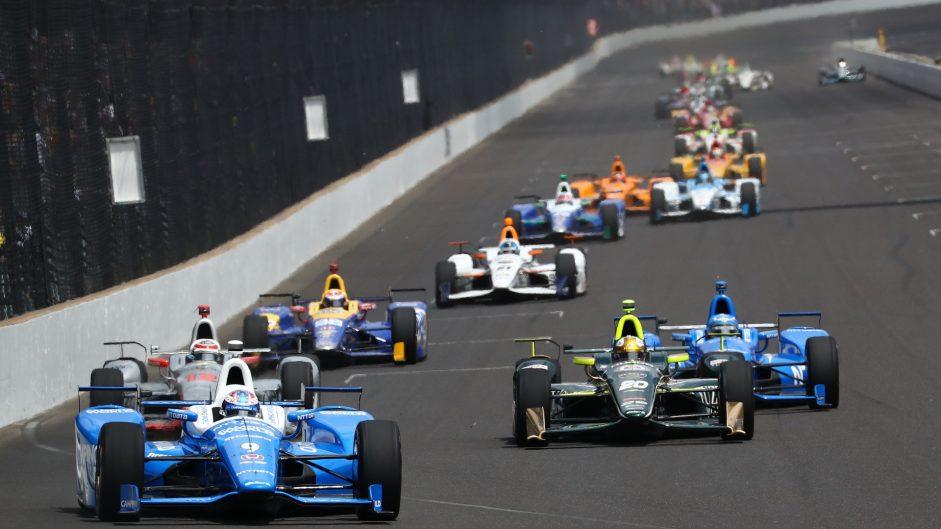 Scott Dixon, Ganassi, Indianapolis 500, IndyCar, 2017