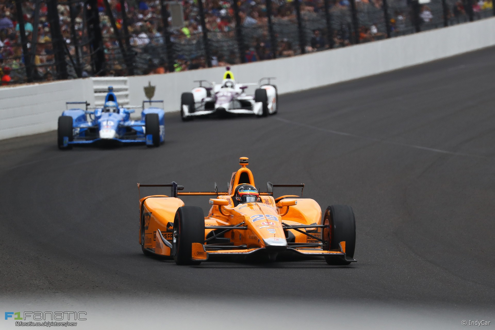Fernando Alonso, McLaren-Andretti, Indianapolis 500, IndyCar, 2017