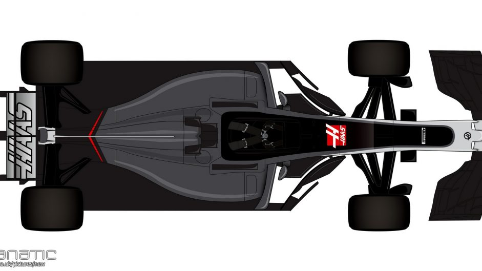 Haas changes livery for Monaco Grand Prix