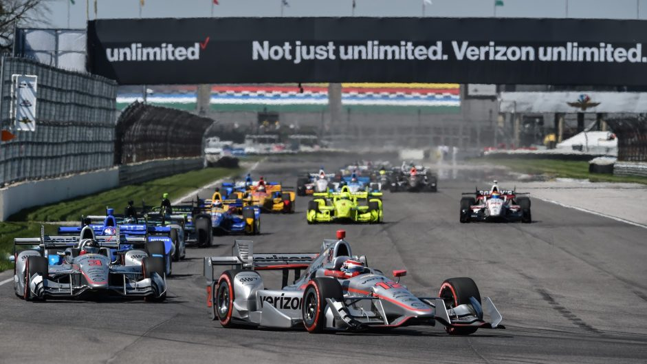 Five winners from five races ahead of Indy 500