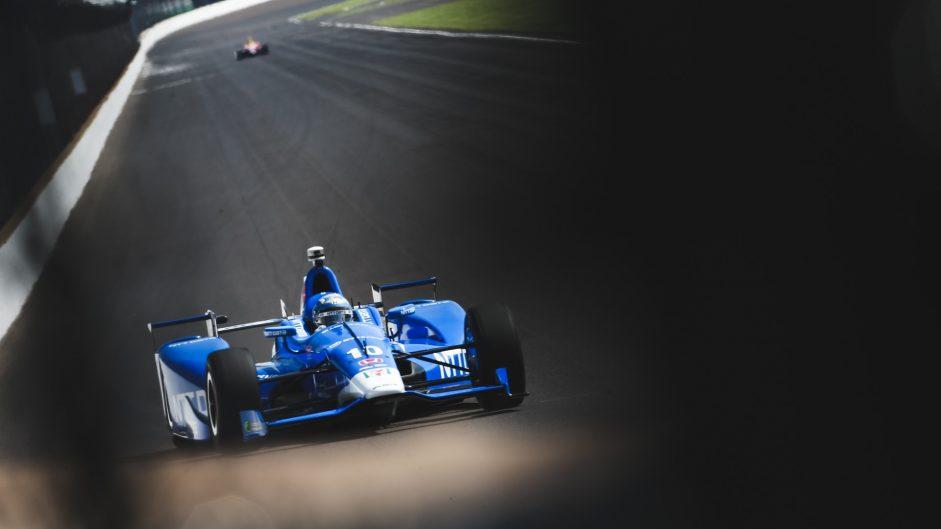 Tony Kanaan, Ganassi, IndyCar, Indianapolis Motor Speedway, 2017
