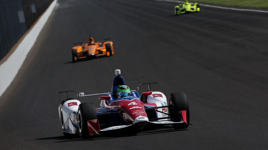 Conor Daly, Foyt, IndyCar, Indianapolis Motor Speedway, 2017