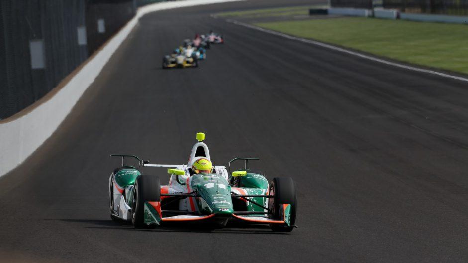 Spencer Pigot, Juncos, IndyCar, Indianapolis Motor Speedway, 2017