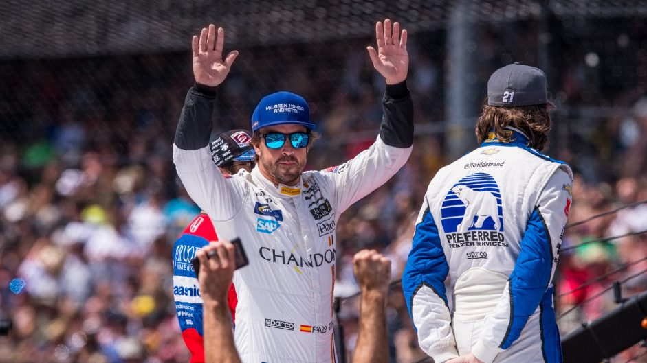 Alonso won $300,000 at Indy 500 despite retiring