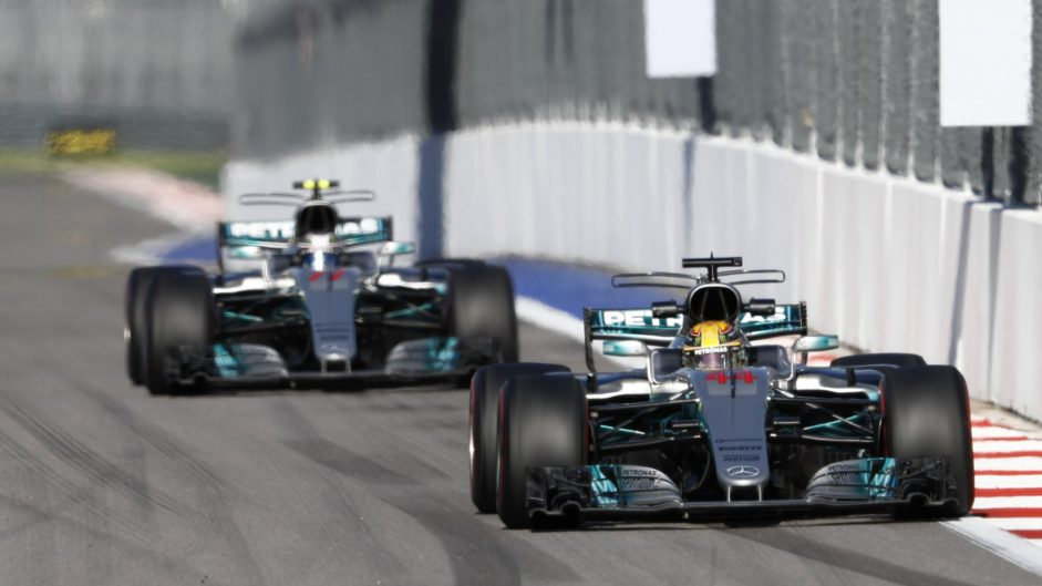 F1's 'fastest cars ever' may not hit five-second target – Mercedes