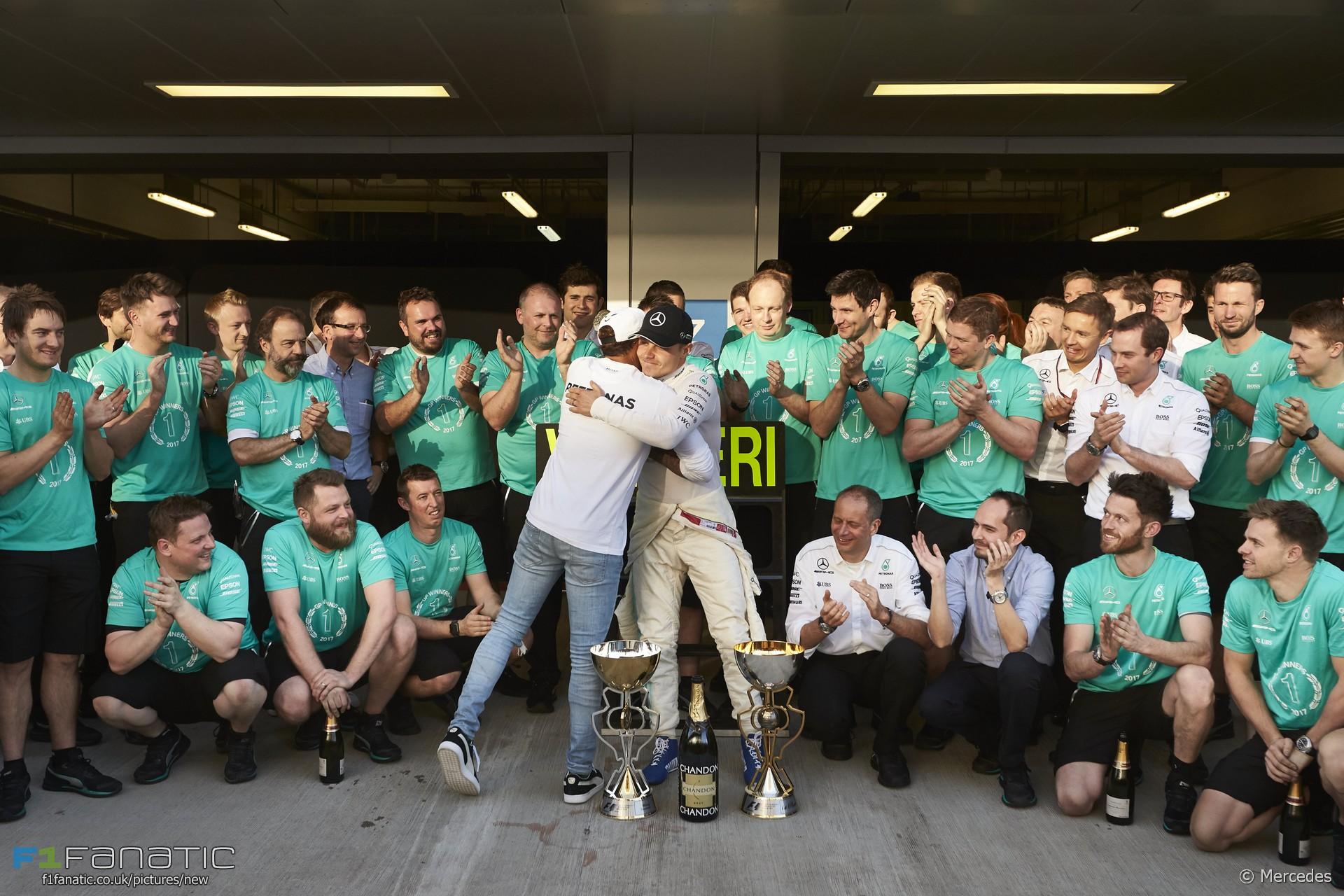 Lewis Hamilton, Valtteri Bottas, Mercedes, Sochi Autodrom