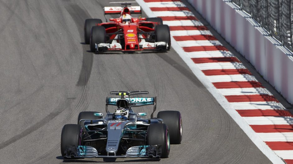 """F1 better without """"artificial"""" overtaking – Vettel"""
