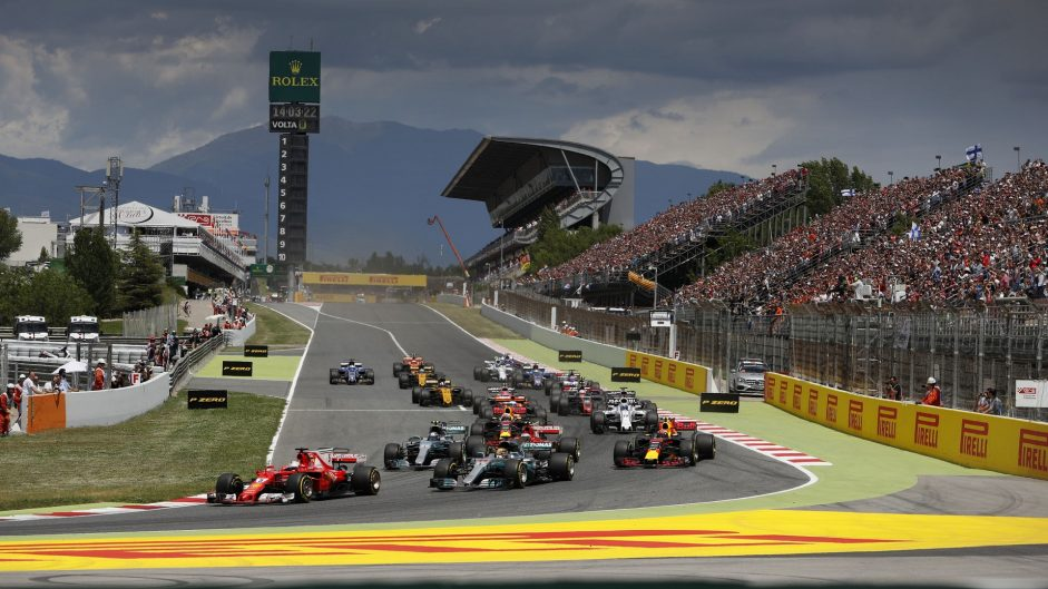 Tense Spanish Grand Prix gets solid rating