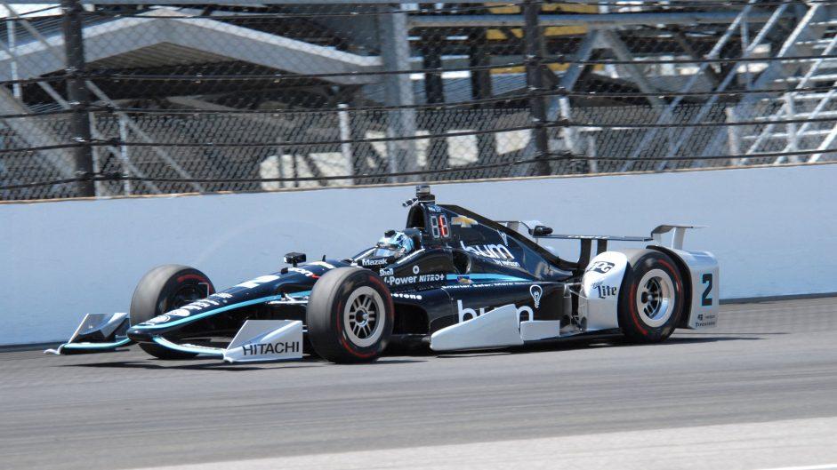 Josef Newgarden, Penske, IndyCar, Indianapolis Motor Speedway, 2017