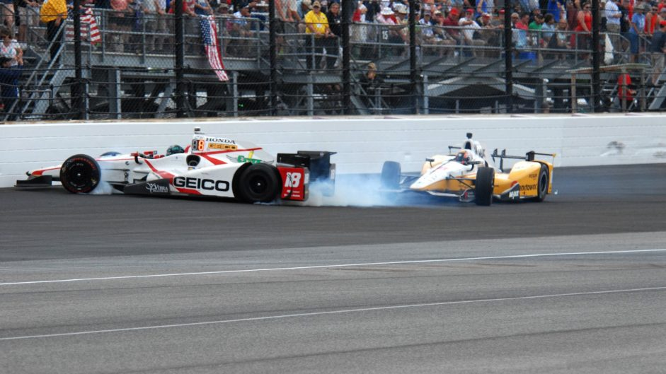 James Davison, Oriol Servia, Indianapolis 500, IndyCar, 2017