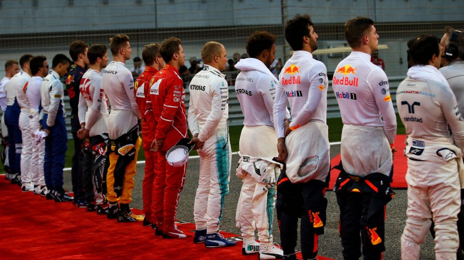 F1 to honour Manchester attack victims with minute's silence