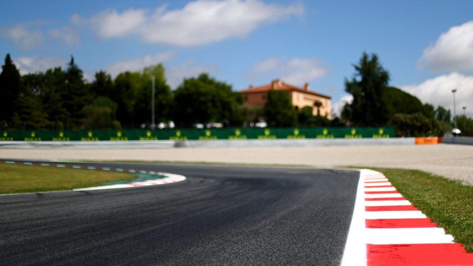 Circuit de Catalunya, 2017