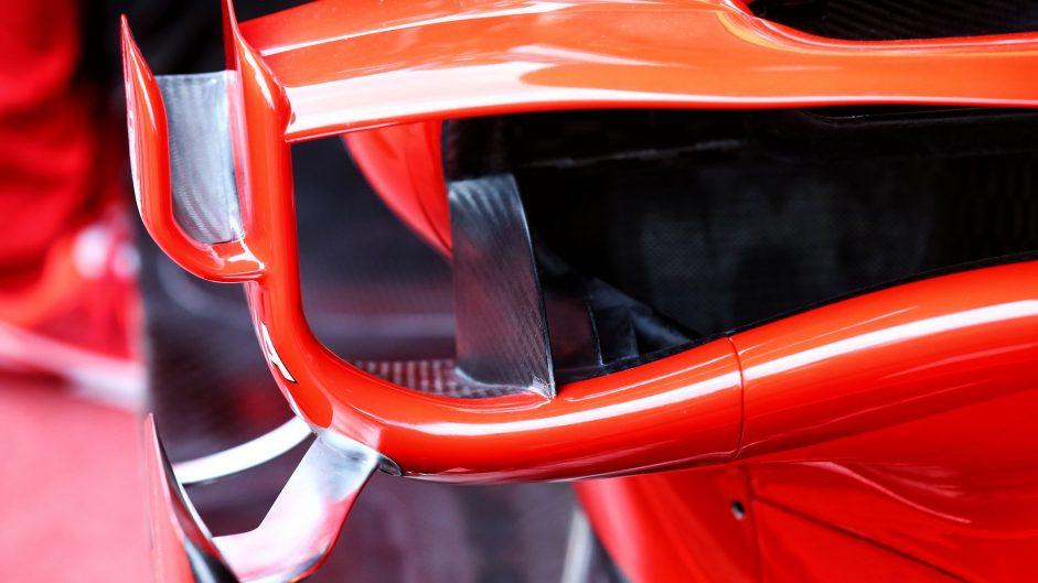 Ferrari, Circuit de Catalunya, 2017