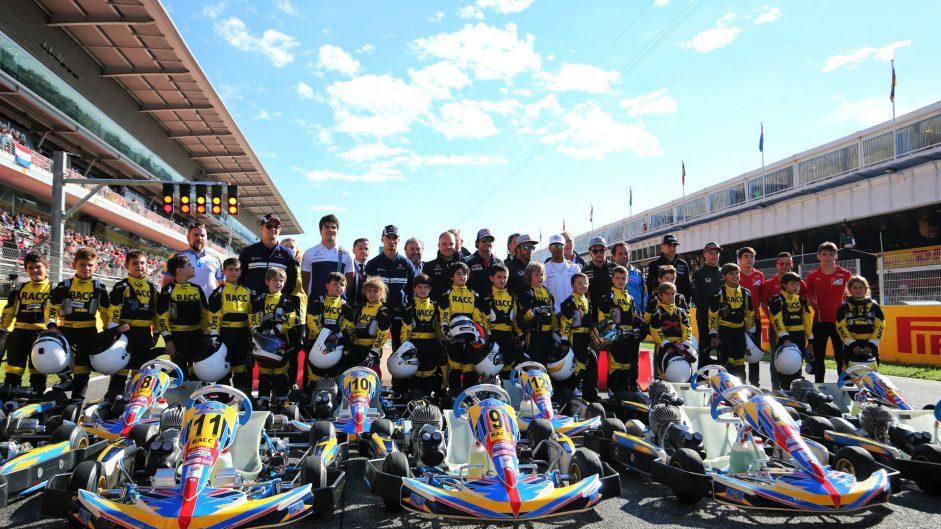 Karters, Circuit de Catalunya, 2017