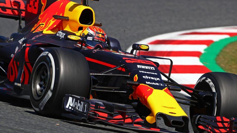 Red Bull can win 'if four cars shunt' – Verstappen