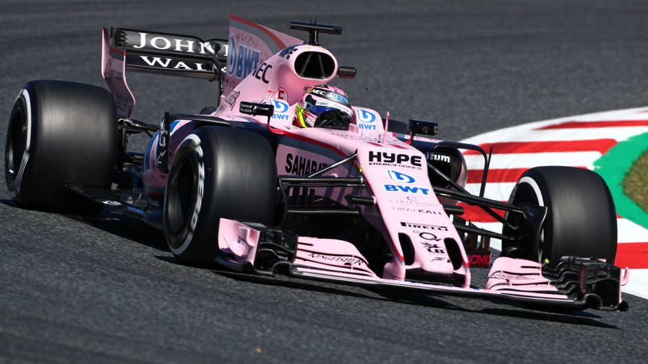 Perez avoids penalty for cutting chicane