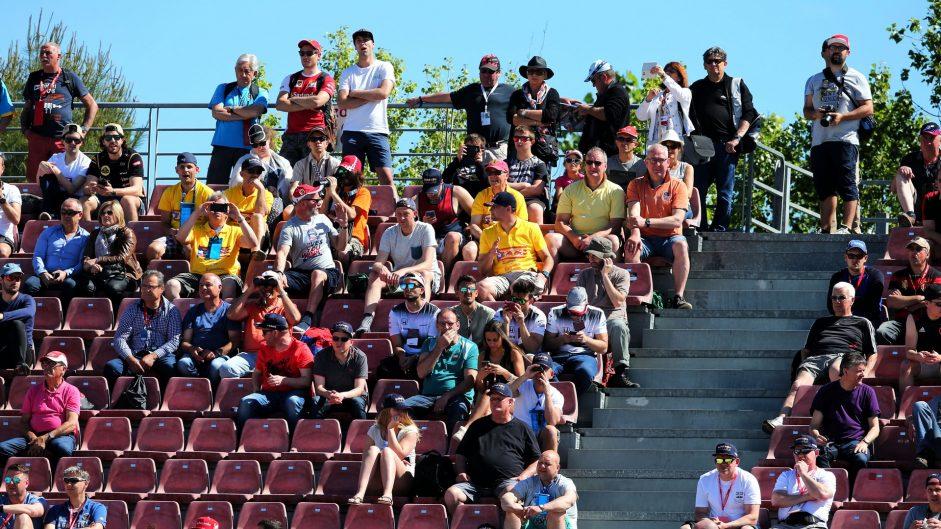 Fans, Circuit de Catalunya, 2017