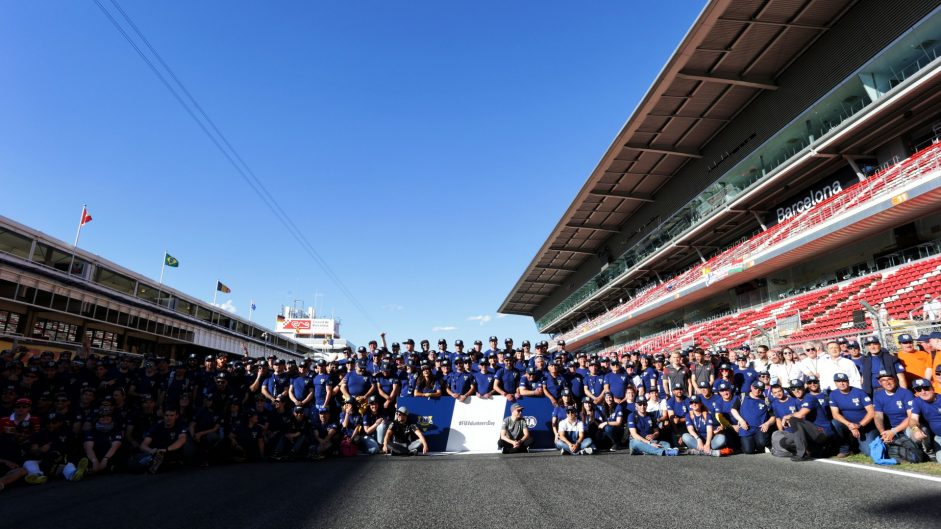 FIA Volunteers Day, Circuit de Catalunya, 2017
