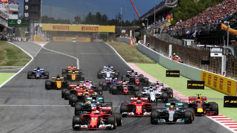 Rate the race: 2017 Spanish Grand Prix