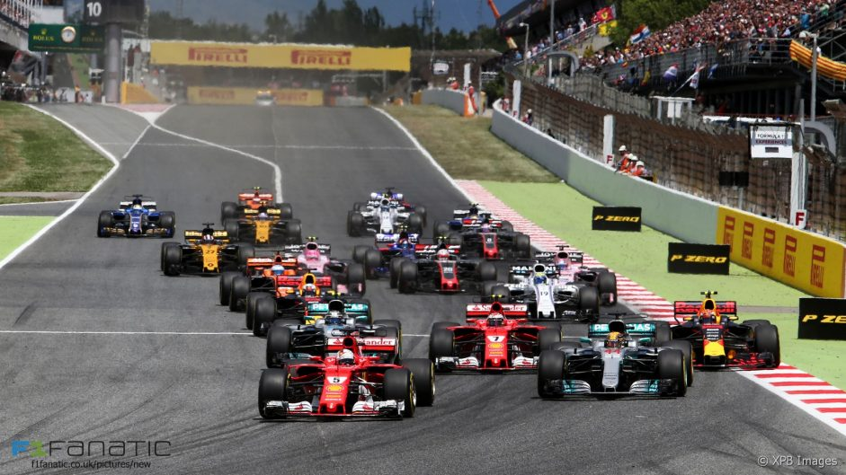 Rate the race: 2017 Spanish Grand Prix