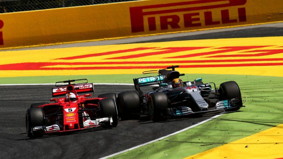 Vettel battle 'how racing should be' – Hamilton