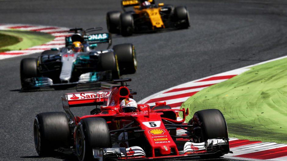 Ferrari made right call on strategy – Vettel