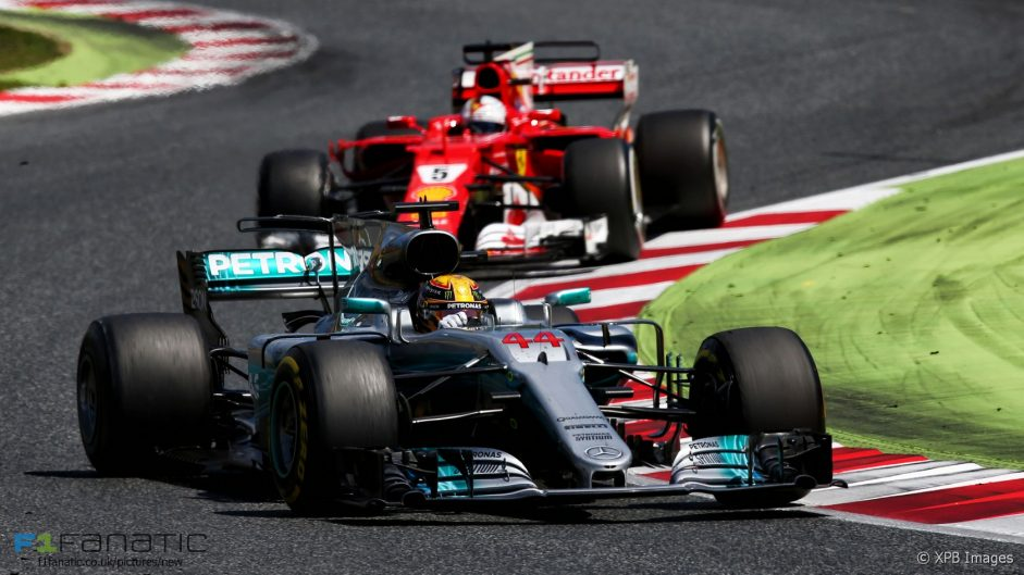 Lap time watch: F1 hits target to go five seconds quicker