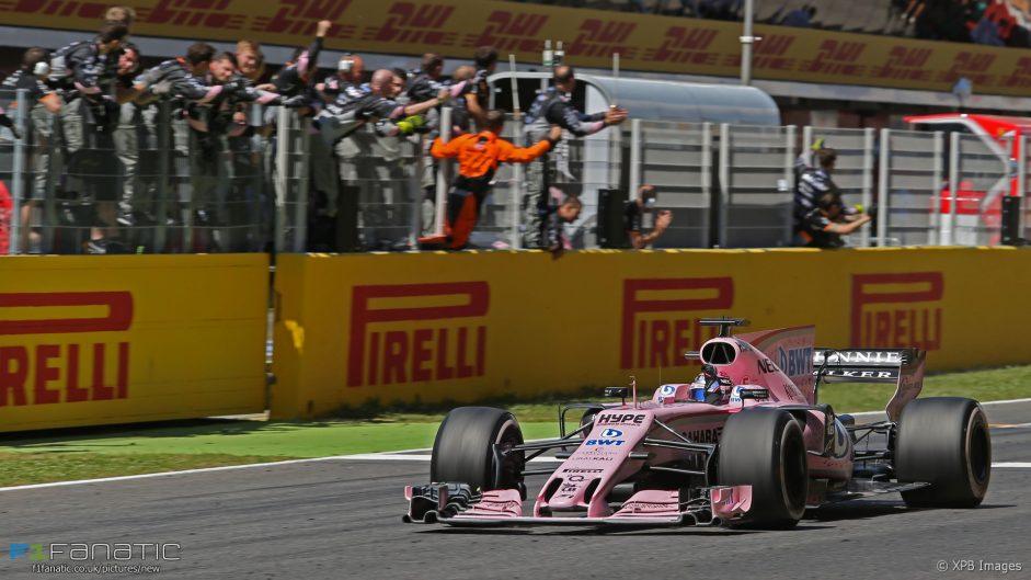 2017 F1 driver rankings #7: Perez