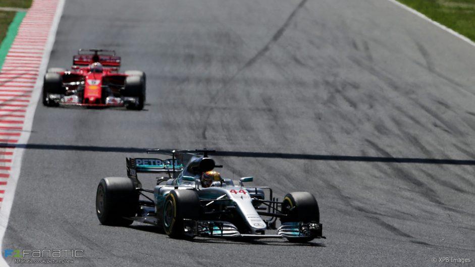 2017 Spanish Grand Prix team radio highlights: Race