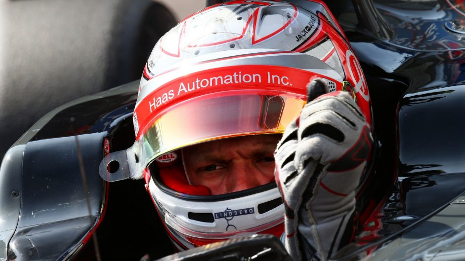 Kevin Magnussen, Haas, Monaco, 2017
