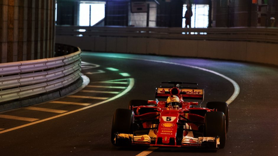Ferrari top Mercedes and Red Bull in final practice