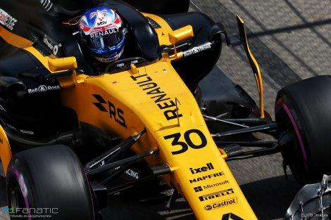 Jolyon Palmer, Renault, Monaco, 2017