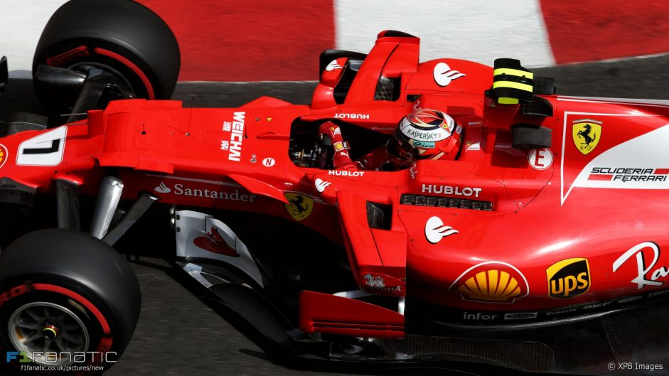 "Ferrari's ""unique bits"" will help them in Canada – Hamilton"